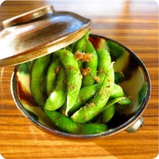 台湾風枝豆
